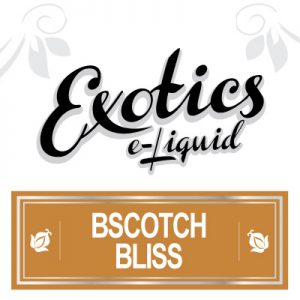 Bscotch Bliss e-Liquid