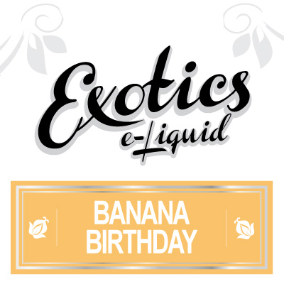 Banana Birthday e-Liquid