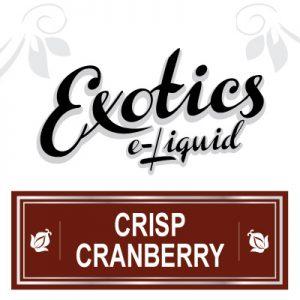 Crisp Cranberry e-Liquid