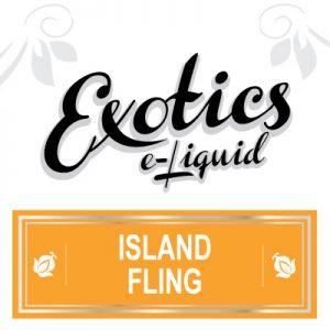 Island Fling e-Liquid