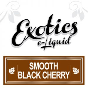 Smooth Black Cherry e-Liquid