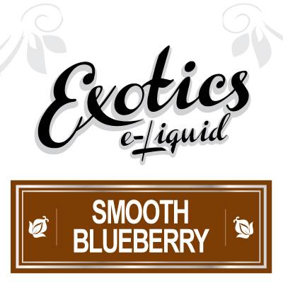 Smooth Blueberry e-Liquid