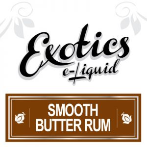 Smooth Butter Rum e-Liquid