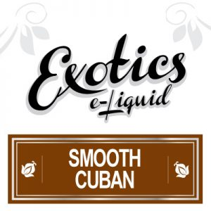 Smooth Cuban e-Liquid