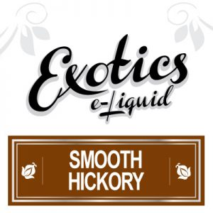 Smooth Hickory e-Liquid
