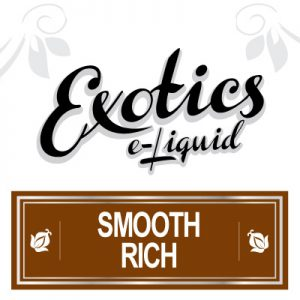 Smooth Rich e-Liquid