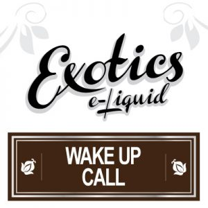 Wake Up Call e-Liquid