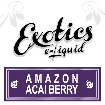 Amazon Acai Berry e-Liquid